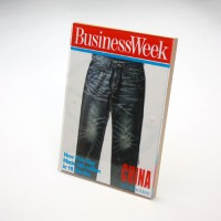 BusinessWeek杂志封面相框