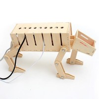DIY机器狗收线盒