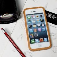 分离式竹子iPhone5/5S木质保护套
