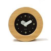 创意实木座钟:岁月童话