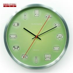 金属挂钟:游戏人生