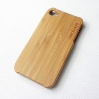 一体式竹子iphone4/4S木质保护套