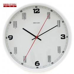 金属挂钟:时间条码